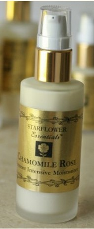 starflower - Chamomile Rose Nutrient Intensive Moisturizer