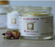 starflower - Rose Gold Face Creme