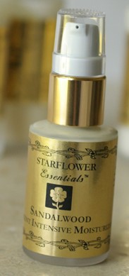 starflower - Sandalwood Nutrient Intensive Moisturizer
